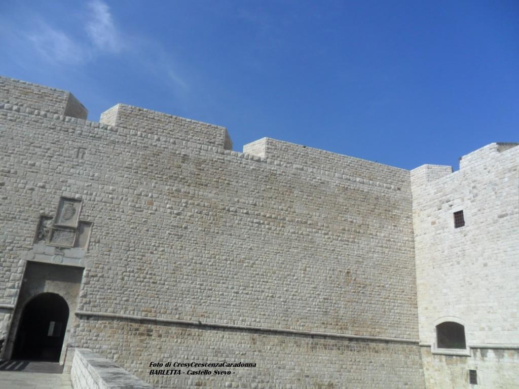 Castello Svevo-Barletta - -Bari-