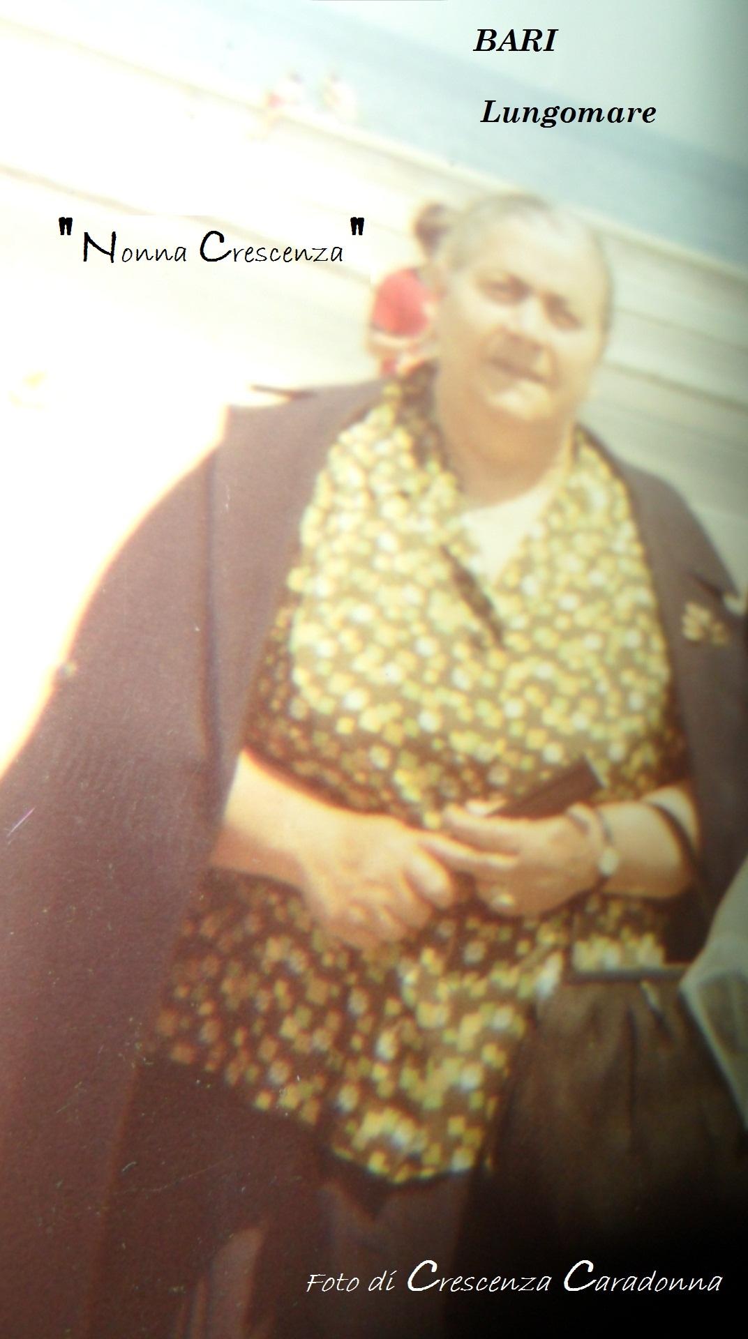 Nonna Crescenza