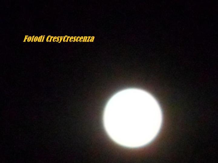 La luna piena di CresyCrescenza Caradonna