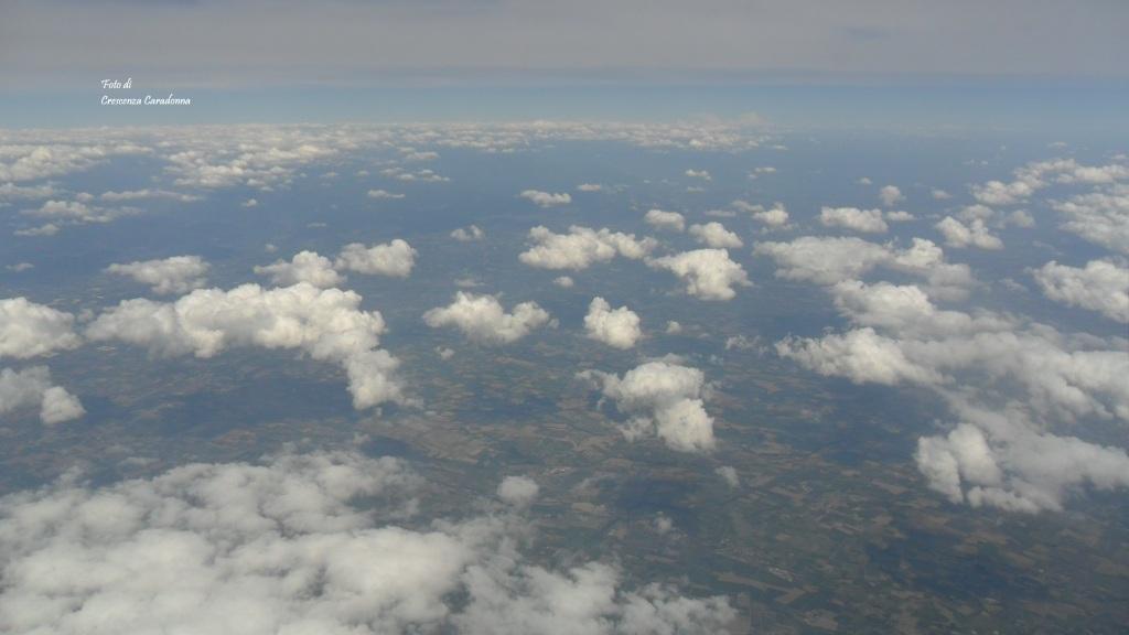 """""""L'orizzonte del cielo"""" di Crescenza Caradonna"""