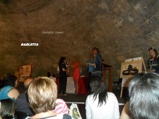 """Premiazione Associazione Culturale  AD MAIORA Barletta  ( Bari) Premio Nazionale """" Massimo D'Azeglio e Graziella Mansi""""  Seconda Classificata nella sezione poesia con """"Canto D'amore"""" GRAZIE Cresy Crescenza Caradonna ARTICOLO CORRELATO SU: Cresy Caradonna's Blog Scrittrice IL RUMORE DELLE PAROLE – ScrittricePoetessaBlogger http://wp.me/p137Y2-4WD"""