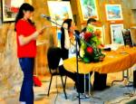 Collettiva Pittura Grafica Fotografia RACCONTARE BARI E LA NOSTRA  Ospite come poetessa nel raccontare di Bari la mia bella città♡  http://wp.me/p137Y2-c7w