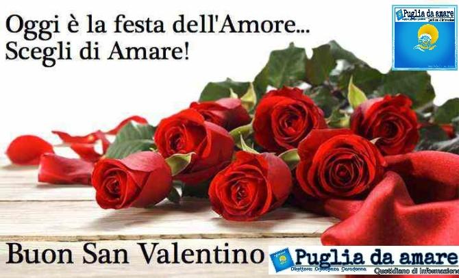 Oggi è…14 febbraio San Valentino