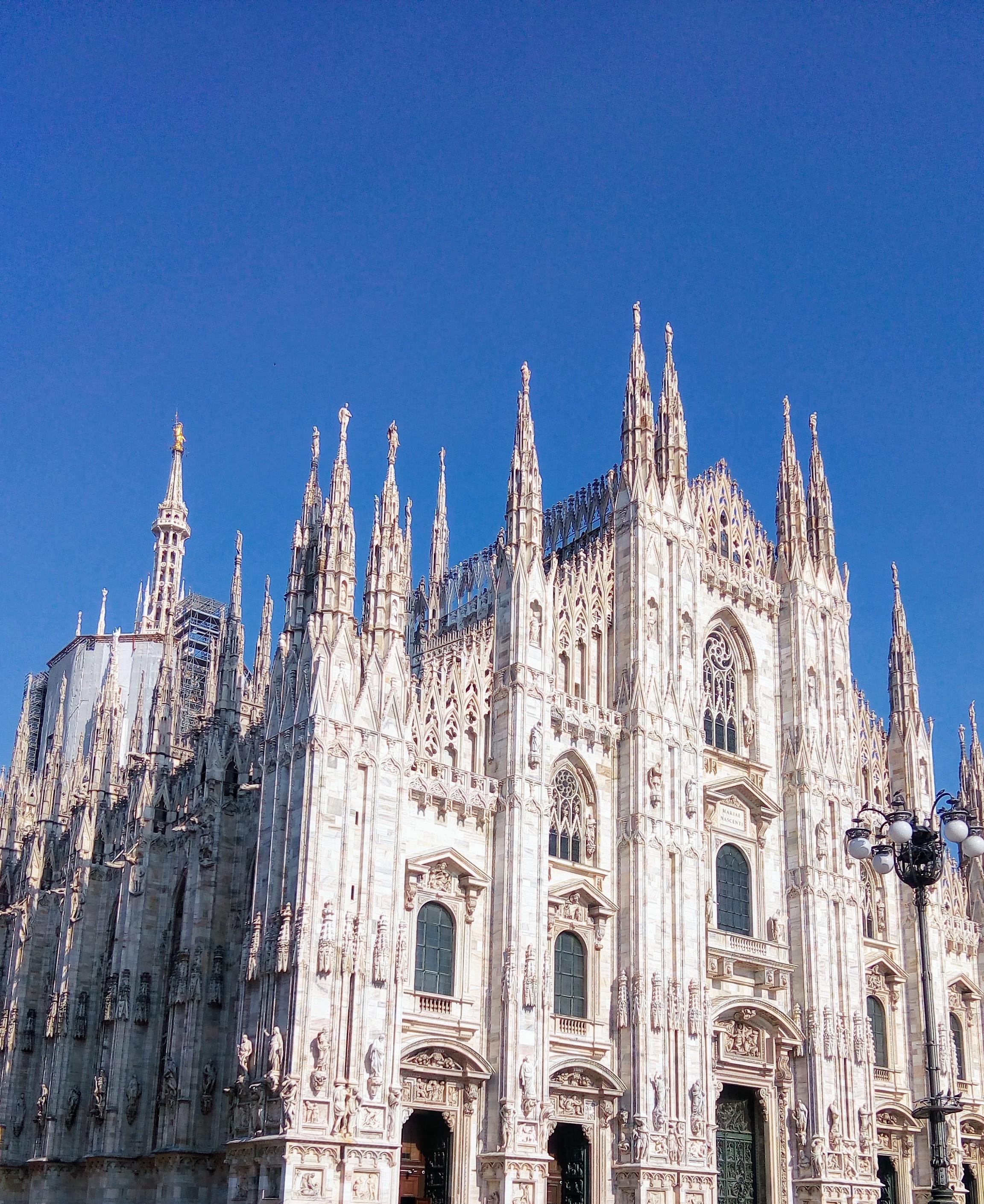 In viaggio: Milano
