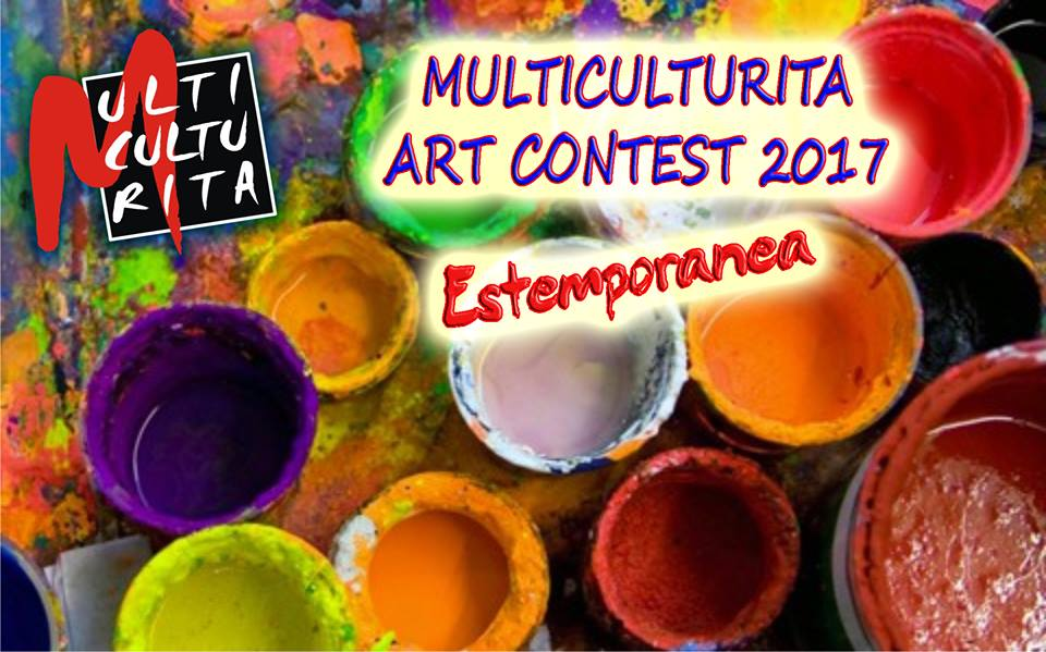 "MULTICULTURITA ART CONTEST 2018 Premio ""Musica nell'Arte Visiva""- Capurso –"