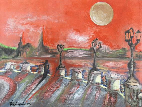 VITO GURRADO: l'artista a cura di Crescenza Caradonna