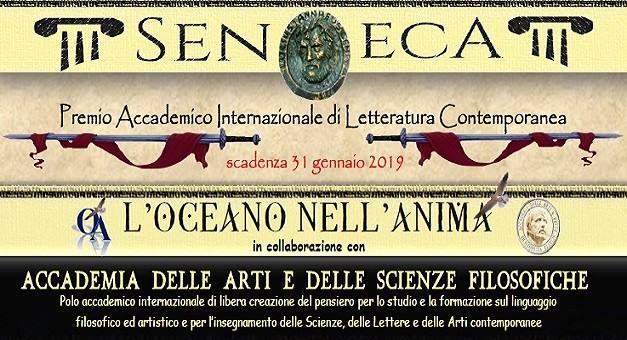 Premio Accademico Internazionale di Letteratura Contemporanea III edizione – 2019 LUCIUS ANNAEUS SENECA