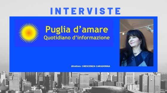 CHIARA FICI INTERVISTA CRESCENZA CARADONNA
