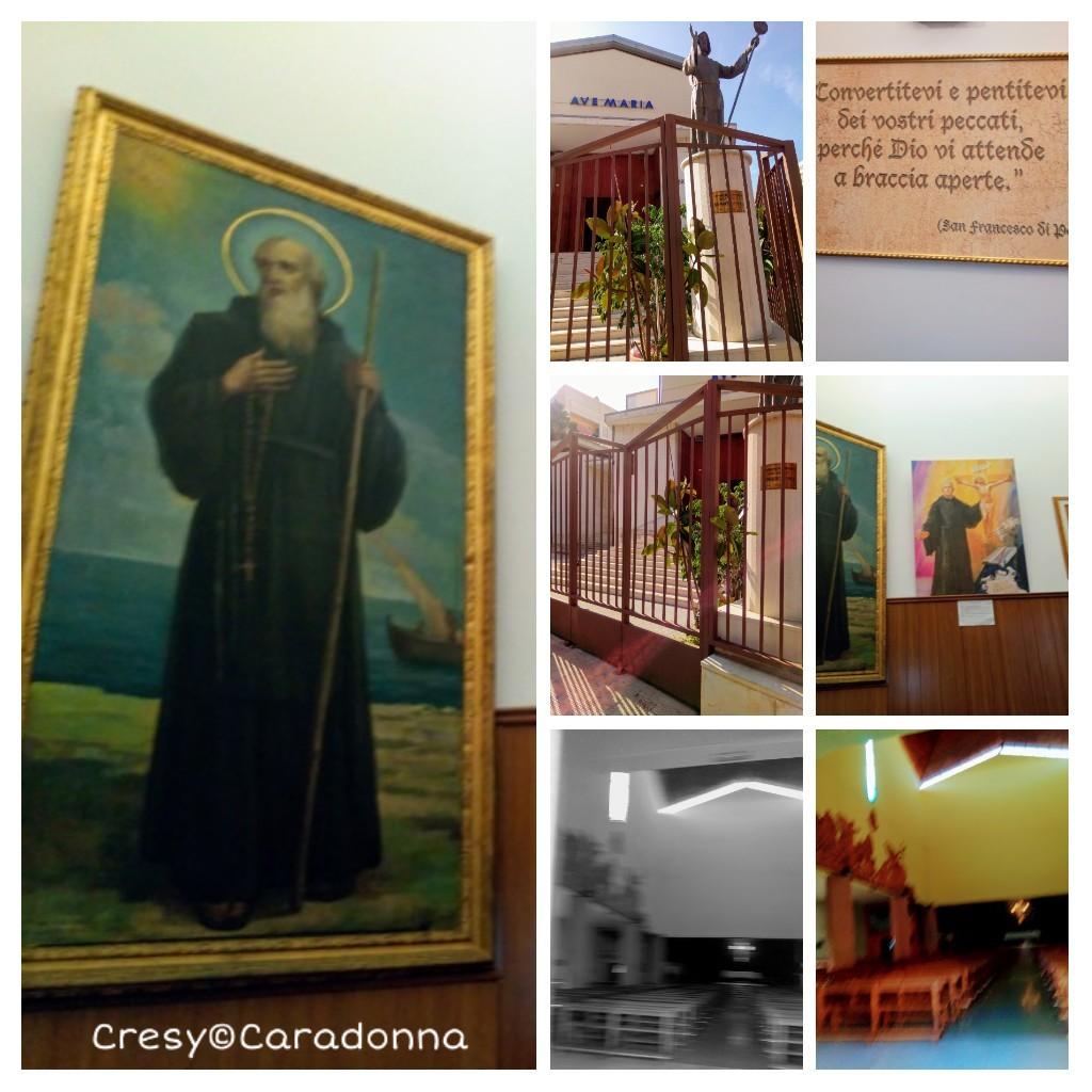 PARROCCHIA SAN FRANCESCO DA PAOLA – BARI a cura di Crescenza Caradonna