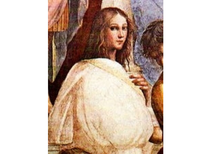 IPAZIA DI ALESSANDRIA (in latino Hypatia) a cura di Crescenza Caradonna
