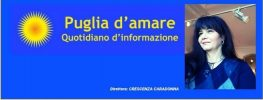 Crescenza Caradonna's Blog                              PUGLIA D'AMARE QUOTIDIANO D'INFORMAZIONE